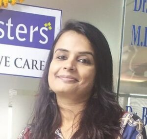 Dr Dipti Bhargava