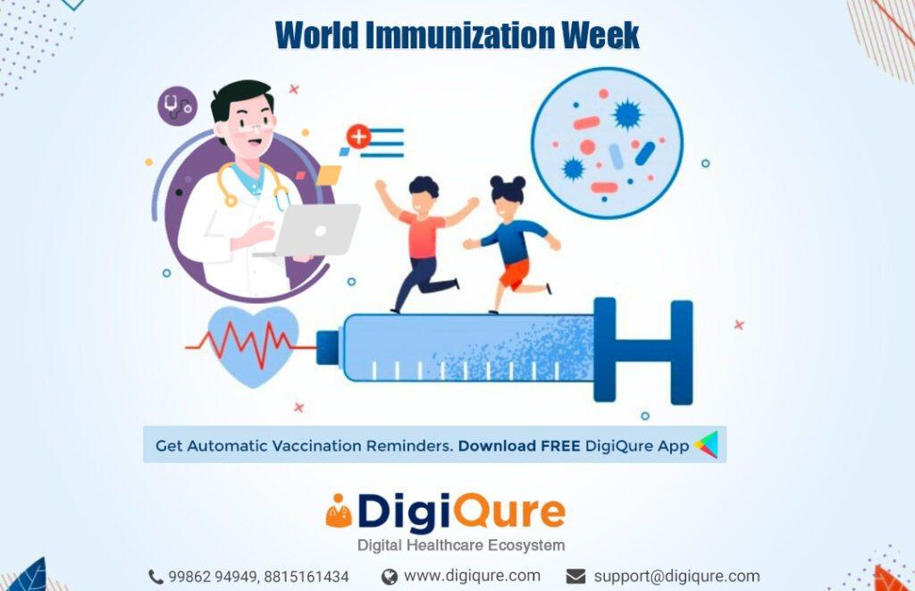 World Immunization Week-Banner