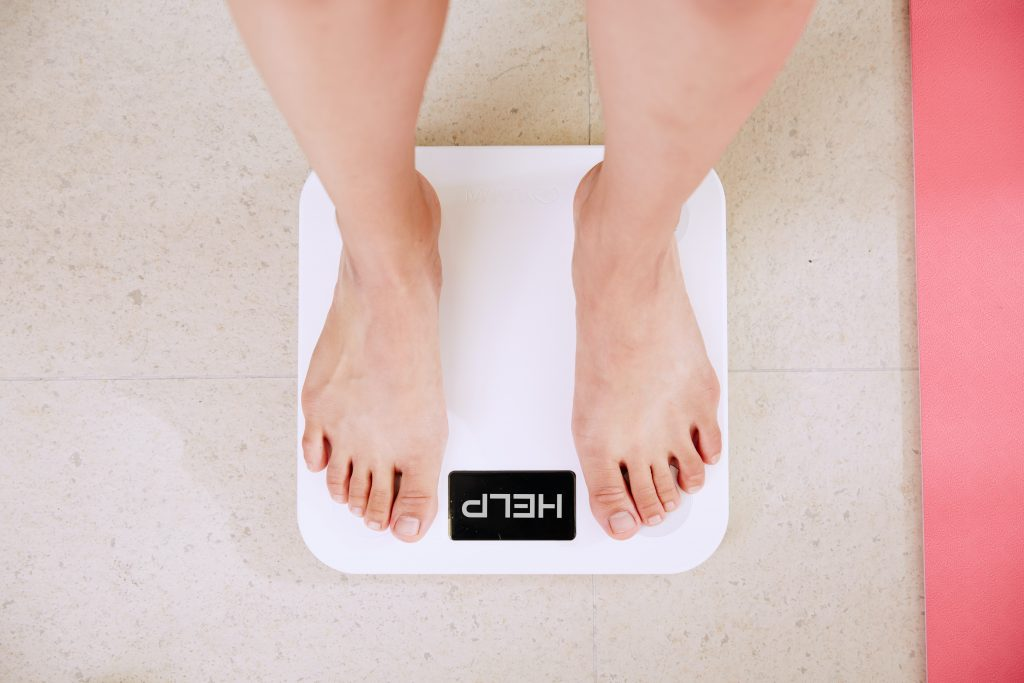 Effect of stress on obesity